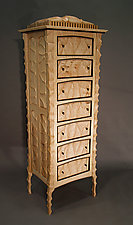 Semalier by John Wesley Williams (Wood Dresser)