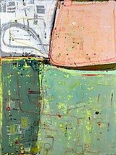 Arteries Study II by Barbara Gilhooly (Acrylic Painting)