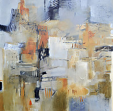 Big City by Filomena Booth (Acrylic Painting)