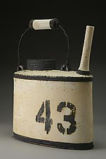 Water Can No.43 by Nathan  Falter (Ceramic Watering Can)