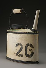 Water Can No.26 by Nathan  Falter (Ceramic Watering Can)