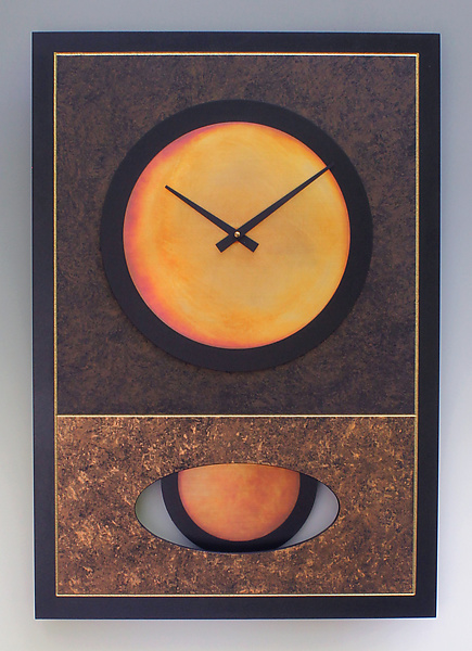 Brown Walid Pendulum Clock