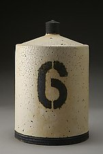 Jar No. 6 by Nathan  Falter (Ceramic Jar)
