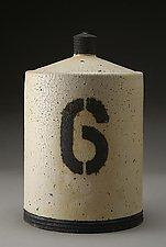 Jar No. 6 by Nathan  Falter (Ceramic Jar)