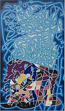 Metamorphose Des Fleurs by Arthur Secunda (Serigraph Print)