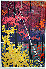 Autumn Tapestry II by Rolland Golden (Lithograph Print)