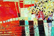Mosaic Walk by Barbara Gilhooly (Acrylic Painting)