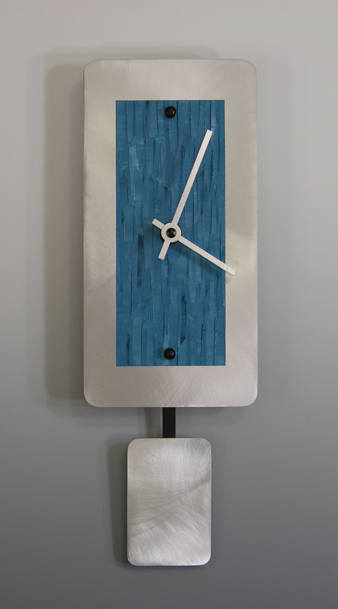 Mini Wall Clock with Pendulum