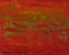 October Splendor by Pamela Acheson Myers (Acrylic Painting)