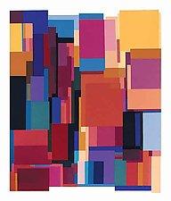 Reverie by Barbara Zinkel (Serigraph Print)