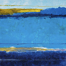 Ocean View 1 by Katherine Greene (Acrylic Painting)