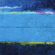Ocean View 2 by Katherine Greene (Acrylic Painting)