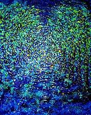 Illumination by John E Metcalfe (Acrylic Painting)