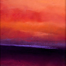 Purple by Linda Sweeney (Giclee Print)
