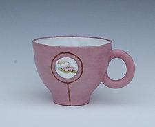 Magna-Mug III by Gerard Ferrari (Ceramic Mug)