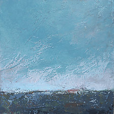 Lathering Sky by Victoria Primicias (Acrylic Painting)