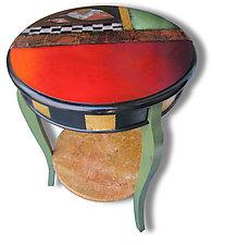 Simple Sweetness by Wendy Grossman (Wood Side Table)