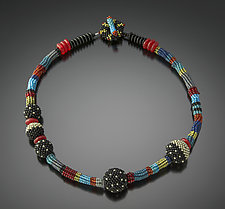 Brubeck Necklace by Julie Powell (Beaded Necklace)