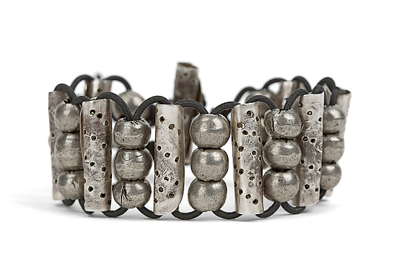 Perforated Bead Bracelet