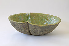Mitosis by Emil Yanos (Ceramic Bowl)