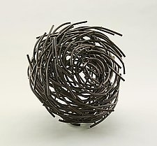 Spin by Andrea Waxman Mulcahy (Metal Sculpture)