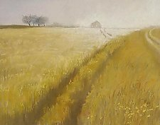 Afternoon Haze by Sherry Schreiber (Giclee Print)