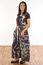 Kantha Jumpsuit #2 by Mieko Mintz (Size M (10-12), One of a Kind)