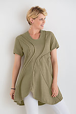 Calle Tunic by Cynthia Ashby  (Woven Tunic)