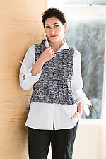 Alto Vest by Sue Peterson  (Knit Sweater)