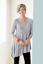 Keira Tunic by Comfy USA  (Knit Tunic)