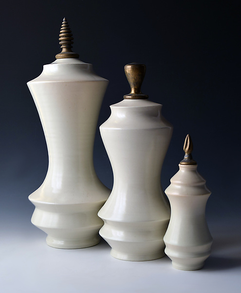 Chess Piece Triad