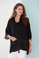 Caprice Tunic by Carol Turner (Linen Tunic)