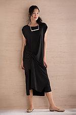 Matte Jersey Drape Dress by Planet   (Matte Jersey Dress)