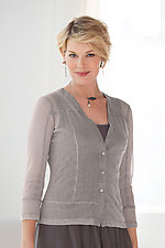 Sophia Cardigan by Porto  (Mesh Jacket)