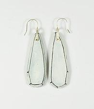 Elodie's Earrings by Lindsay Locatelli (Polymer Clay & Silver Earrings)