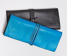 Sasha Clutch by Jutta Neumann  (Leather Clutch)