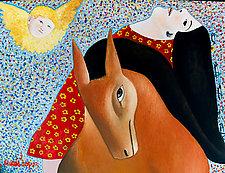 Sonaba Despierta by Armando  Adrian-Lopez (Giclee Print)
