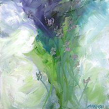 Morning Mist by Marsh Scott (Acrylic Painting)