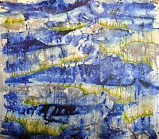 Surge #3 by Joanie San Chirico (Acrylic Painting)