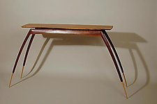 Recluse by Peter Loh (Wood Console Table)