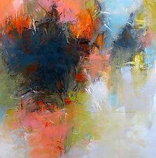 Firmament by Debora  Stewart (Acrylic Painting)