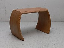 Flat Top Idea Bench/Table by Craig Siebeneck (Wood Bench)