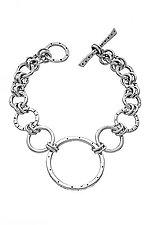 Gradient Bracelet by Jodi Brownstein (Silver Bracelet)