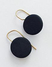 Dot Earrings by Syra Gomez (Ceramic Earrings)