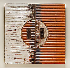 Connected by Kipley Meyer (Wood Wall Sculpture)