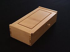Small Jewelry Box by David Klenk (Wood Jewelry Box)