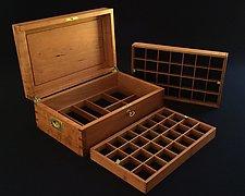 Large Jewelry Box by David Klenk (Wood Jewelry Box)