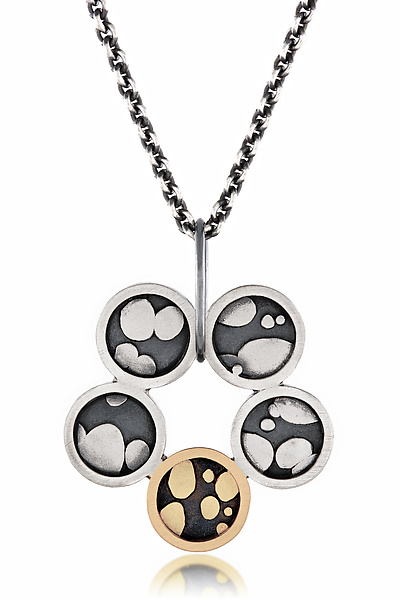Five Circle Necklace