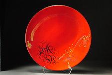 Platter by Michael  Kifer (Ceramic Platter)