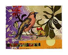 Sunrise Birds X by Ouida  Touchon (Mixed-Media Wall Art)